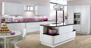 best ideas of the kitchen design with white gloss kitchen design