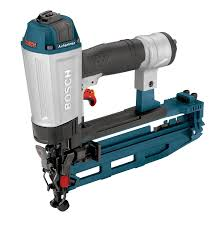 Bosch Roofing Nail Gun by Bosch Fns250 16 16 Gauge Straight Finish Nailer Power Finish