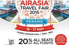 airasia travel fair air asia 2015 free seat promotion archives freebies land malaysia