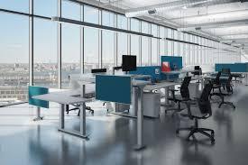 office desk adjustable height pecks op office furniture