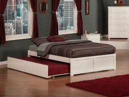 Trundle Bed Frame And Mattress Trundle Beds Archives Atlantic Furniture