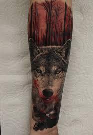 100 best wolf tattoos the 25 best small wolf tattoo ideas