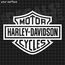 harley davidson wrapping paper harley davidson logo vinyl decal or paint stencil