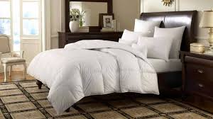 review chezmoi collection white goose down alternative comforter