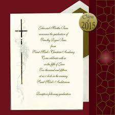 homeschool graduation announcements religious graduation announcements item dm54cross