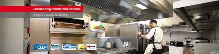 Commercial Kitchen Canopy by Home The Acme Facilities Group