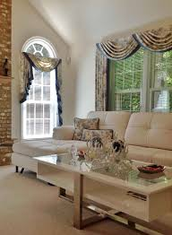 Large Pattern Curtains by Custom Fireplace Curtain Home Design Ideas Pictures Remodel