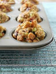 beavis and butthead do thanksgiving bacon candy stuffing muffins recipe muffin and bacon
