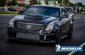 cadillac cts v 0 to 60 michelin presents weekly wallpaper a hennessey cadillac cts v