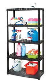 Metal Utility Shelves by Primo 4 Shelves L 24