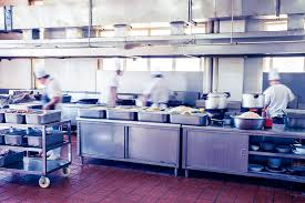 Kitchen Materials Best Cabinet Materials For Commercial Kitchens Commercial