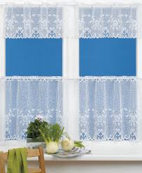 Teal Kitchen Curtains by Blue Curtain And Yellow Kitchen Curtains Photo Also Foremost Sets
