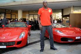 nissan gtr usain bolt 28 celebrities and their cars that will definitely blow your mind