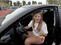 who is the girl in the new nissan altima commercial with the turn of a key valencia student wins new car