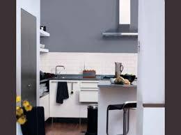 cuisine gris ardoise carrelage gris mur cuisine idées décoration intérieure farik us