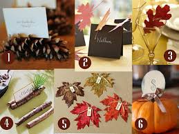how to make table seating cards easy to make place card ideas