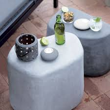 Patio Accents by Giant Boulder Patio Tables Stools Landscape Accents The