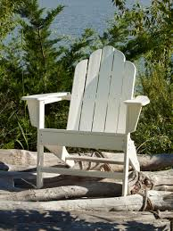 long island recycled plastic adirondack chair