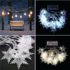 outdoor lighted snowflakes review a yard decorating ideas home