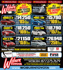 toyota dealer sales toyota dealership in ma great toyota deals woburn mass