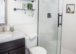 bathroom shower ideas on a budget small bathroom before and afters makeover ideas on budget pictures