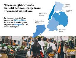 New York travel and tourism jobs images Airbnb 39 s economic impact on the nyc community png