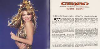 charo and the salsoul orchestra cuchi cuchi 1977 2014