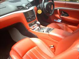 maserati orange for sale maserati granturismo 4 2 coupe auto tip a c sold sold