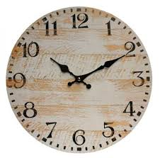 amazing wall clocks whitewashed boards wall clock seaweed and sand