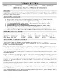 warehouse manager resume sample cover letter manufacturing manager resume examples of cover letter job winning engineering resume samples that you must see interesting manufacturing and sample professional