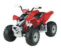 polaris atv peg perego polaris outlaw ride on vehicle red walmart canada