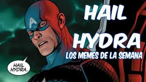 Hail Hydra Meme - hail hydra memes de la semana youtube