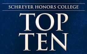 top ten tips schreyer honors college shc at penn state