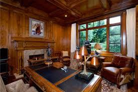 Den Ideas Wood Paneled Rooms Office Wood Paneled Study Den Ideas