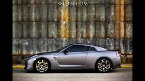 nissan gtr matte silver nissan gtr 3m matte metallic dark grey car wrap youtube