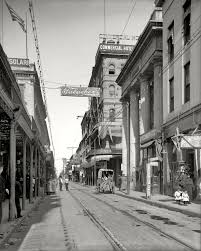 Street Map New Orleans French Quarter by Royal Street New Orleans Louisiana 1890 1901 Nola Pinterest
