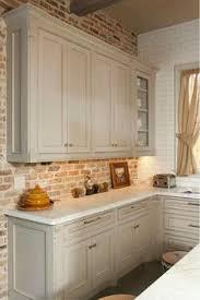 brick tile kitchen backsplash do it yourself brick veneer backsplash bricks kitchens and house