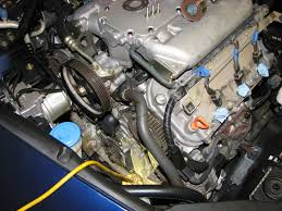 2005 honda accord timing belt or chain changing the timing belt on an 05 accord v6 tommorow