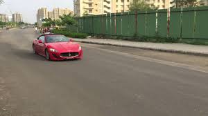 maserati mumbai supercars in india maserati grancabrio sport flyby ahmedabad