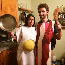 Bacon Egg Costume Halloween Halloween Costumes Ideas Squad Obsev