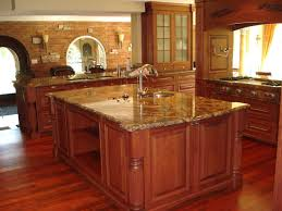 Brown And White Kitchen Cabinets White Kitchen Cabinets With Dark Floors And Black Countertops