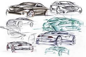 autos designen mercedes sketches v by seko91 on deviantart car design