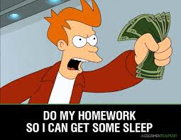 is homework worth paying for