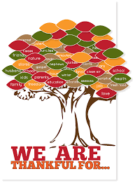 free printable thankful tree at and company thanksgiving
