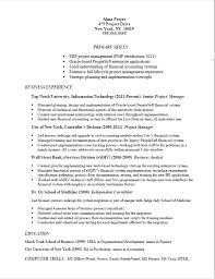 Security Job Description For Resume by Project Manager Responsibilities Resume The Best Resume