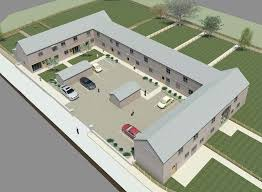 planning application submitted for barn conversion north wales