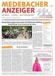 G Stige Sch E K Hen Medebacher Anzeiger Ausgabe Vom 05 07 2017 Nr 25 By Brilon