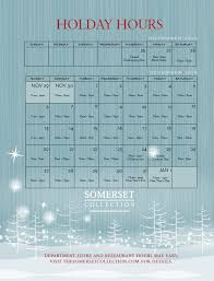 somerset collection hours somerset collection
