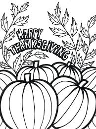 coloring pages thanksgiving coloring pages easy thanksgiving