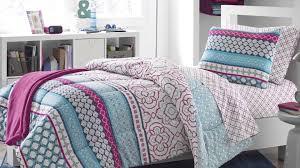 bedding black and white damask bedding college dorm teen room